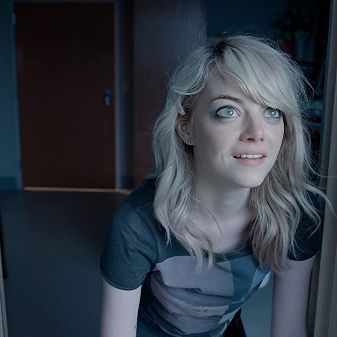 Emma Stone in Birdman or (The Unexpected Virtue of Ignorance) (2014)