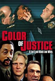 Color of Justice Poster
