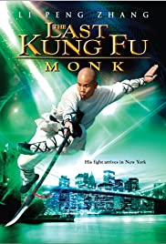 Last Kung Fu Monk Poster