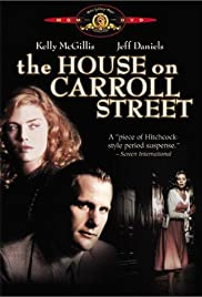 The House on Carroll Street Poster