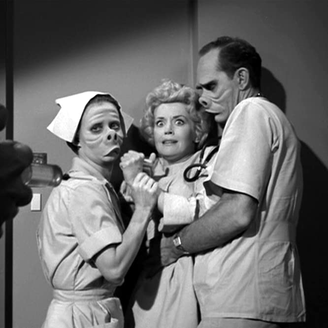 Donna Douglas in The Twilight Zone (1959)