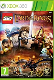 Lego the Lord of the Rings: The Video Game Poster
