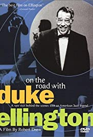 On the Road with Duke Ellington Poster
