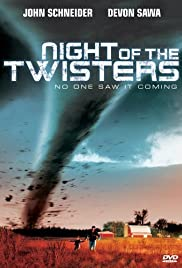 Night of the Twisters Poster
