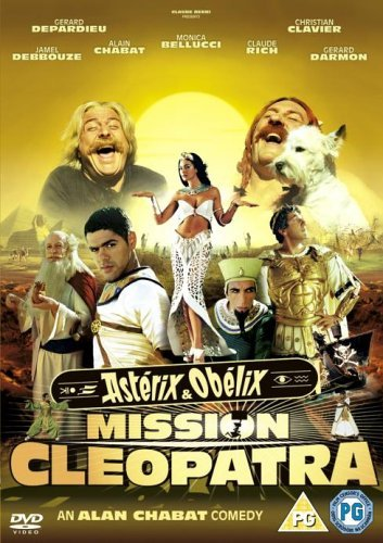 asterix and obelix meet cleopatra movie images