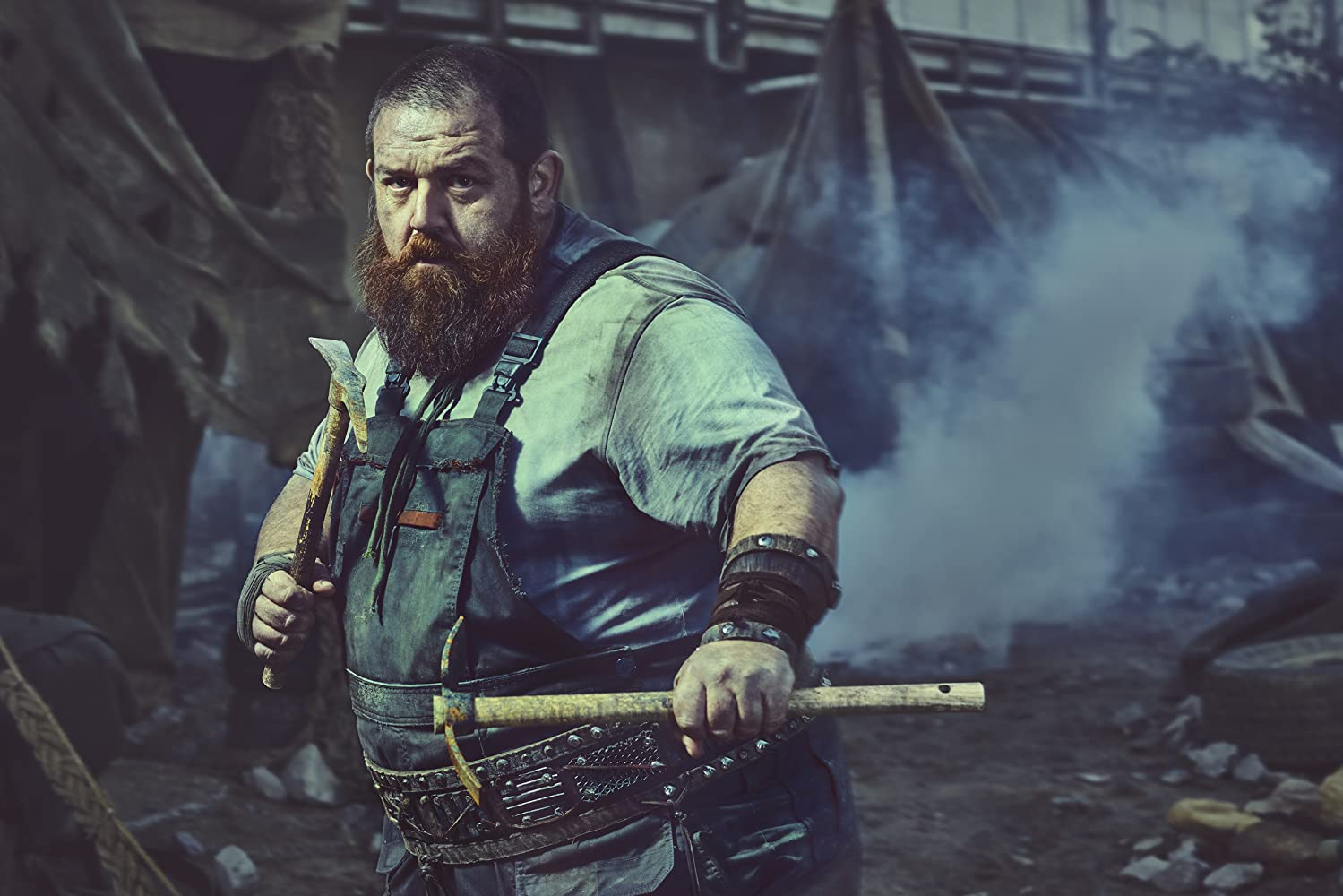 Nick Frost in Into the Badlands (2015)