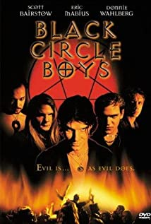 Black Circle Boys (1997) Poster