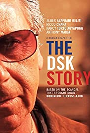 The DSK Story Poster