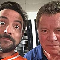 William Shatner and Kevin Smith