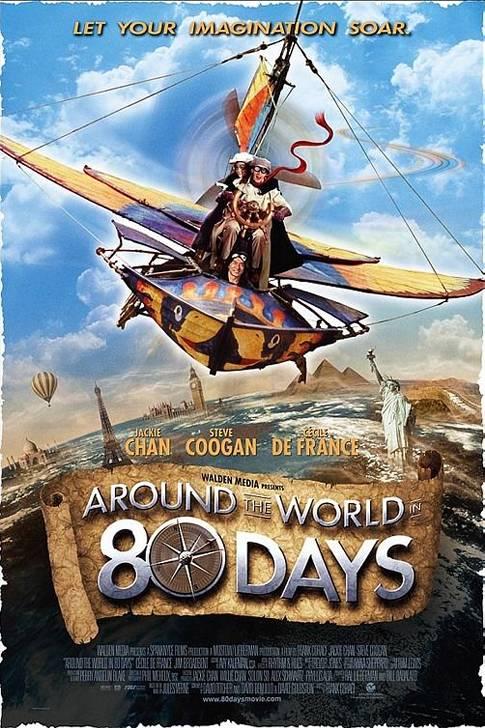 Around the World in 80 Days (2004) Hindi Dubbed Movie