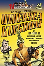 Undersea Kingdom (1936) Poster - Movie Forum, Cast, Reviews