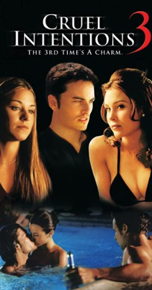 Cruel Intentions 3 (Video 2004) - IMDb