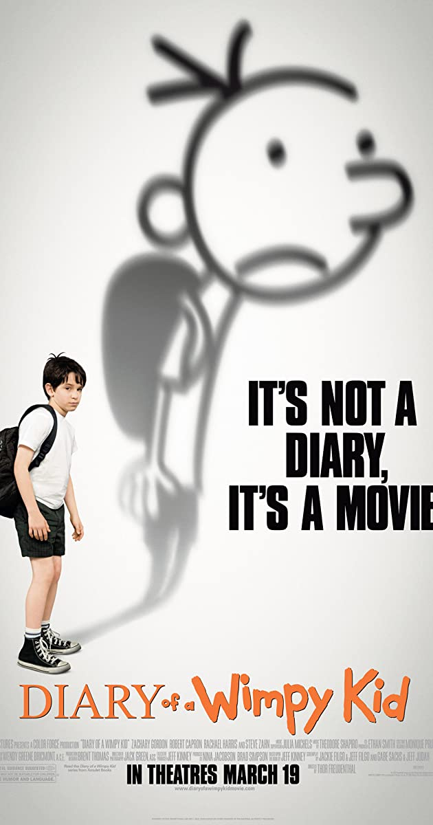 Diary Of A Wimpy Kid Characters The Third Wheel Diary of a Wimpy Kid (...