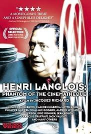 Le fantôme d'Henri Langlois Poster