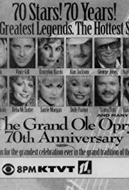 Grand Ole Opry 70th Anniversary Poster