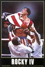 Rocky IV (1985) Movie Poster