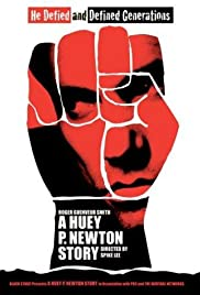 A Huey P. Newton Story Poster