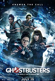 Image result for ghostbusters poster 2016