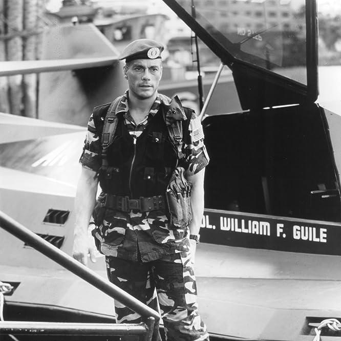 Jean-Claude Van Damme in Street Fighter (1994)