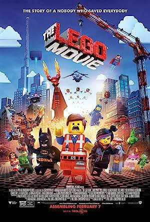 Lego Movie Poster
