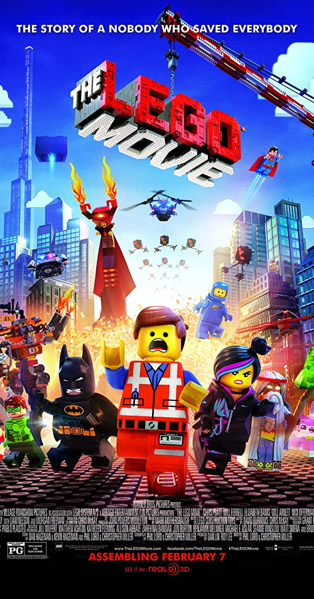 The Lego Movie (2014) - IMDb