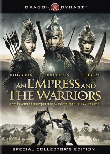 An Empress and the Warriors (2008) Chinese Movie