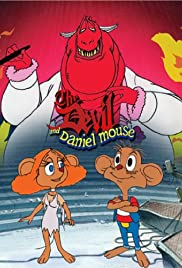 The Devil and Daniel Mouse Poster