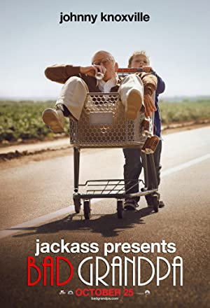 Bad Grandpa (2013) Download on Vidmate