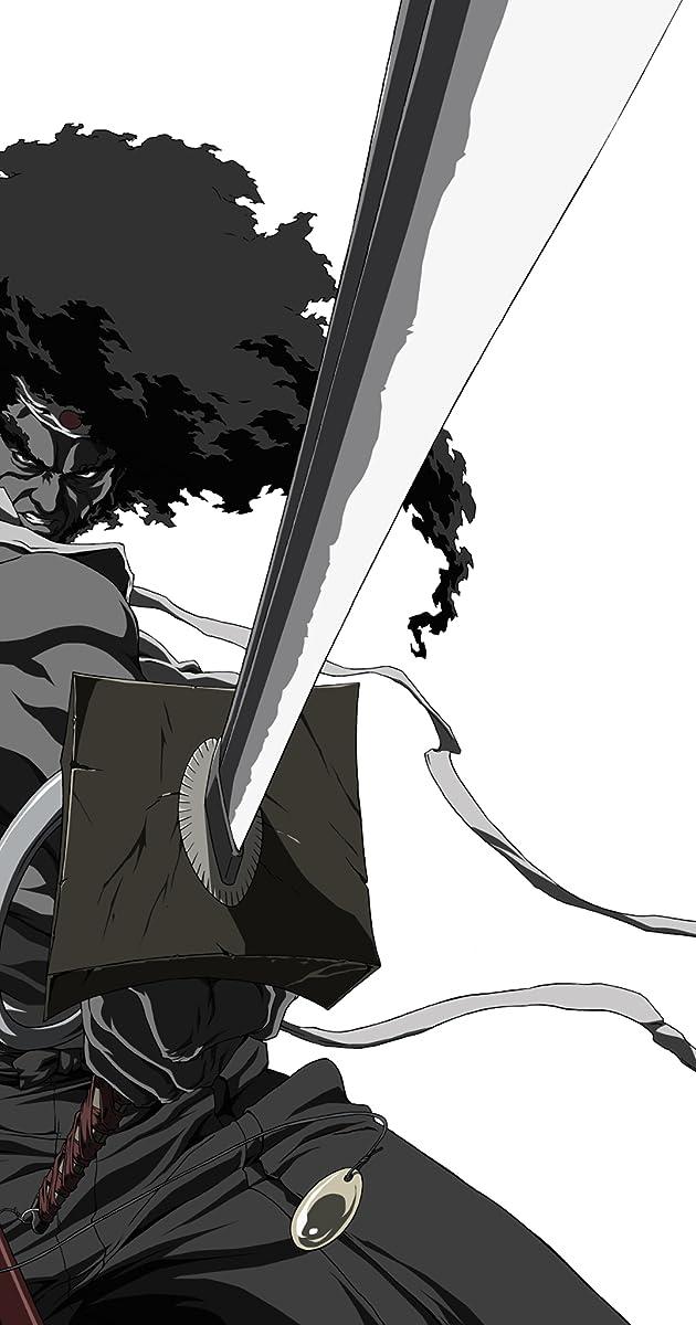 Afro Samurai Stream