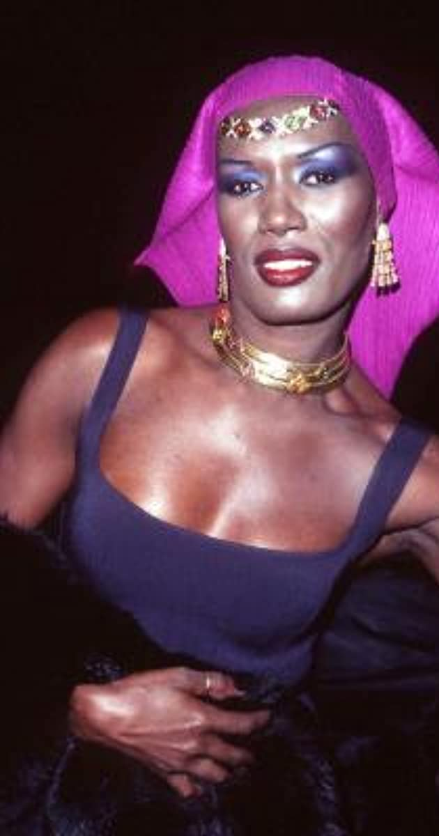 grace jones film