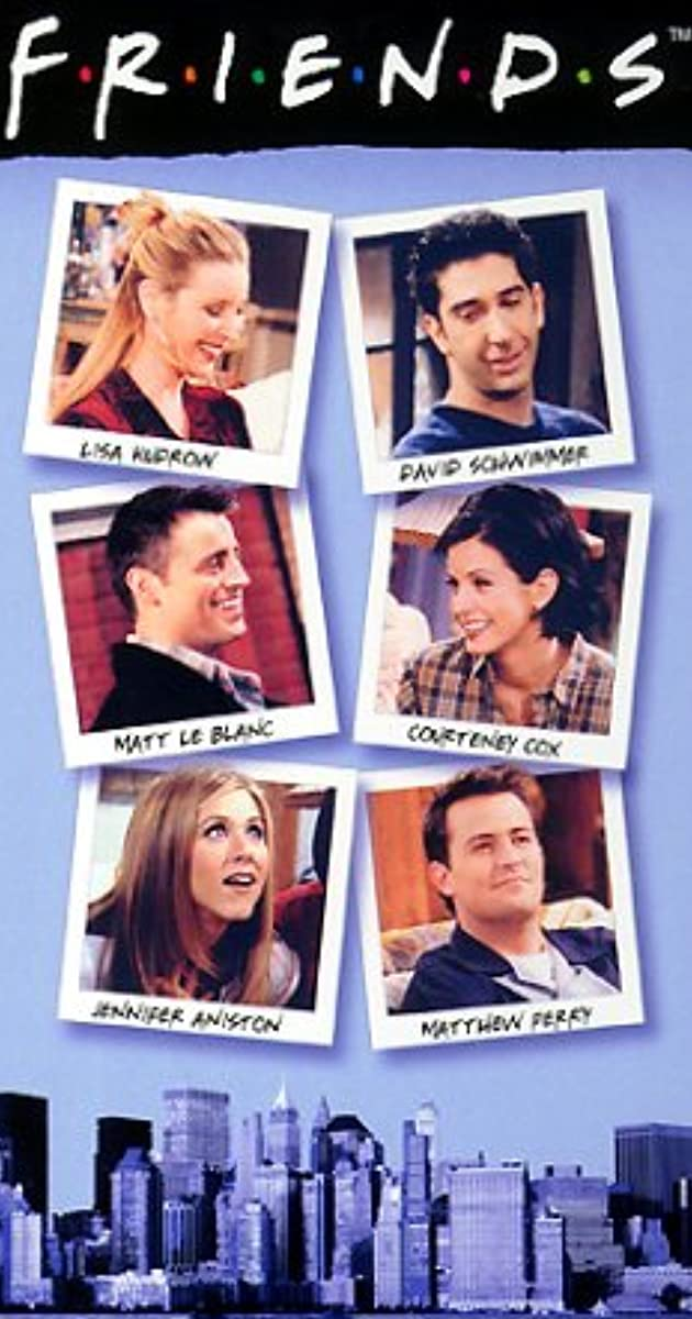 Friends Tv Series 1994 2004 Imdb
