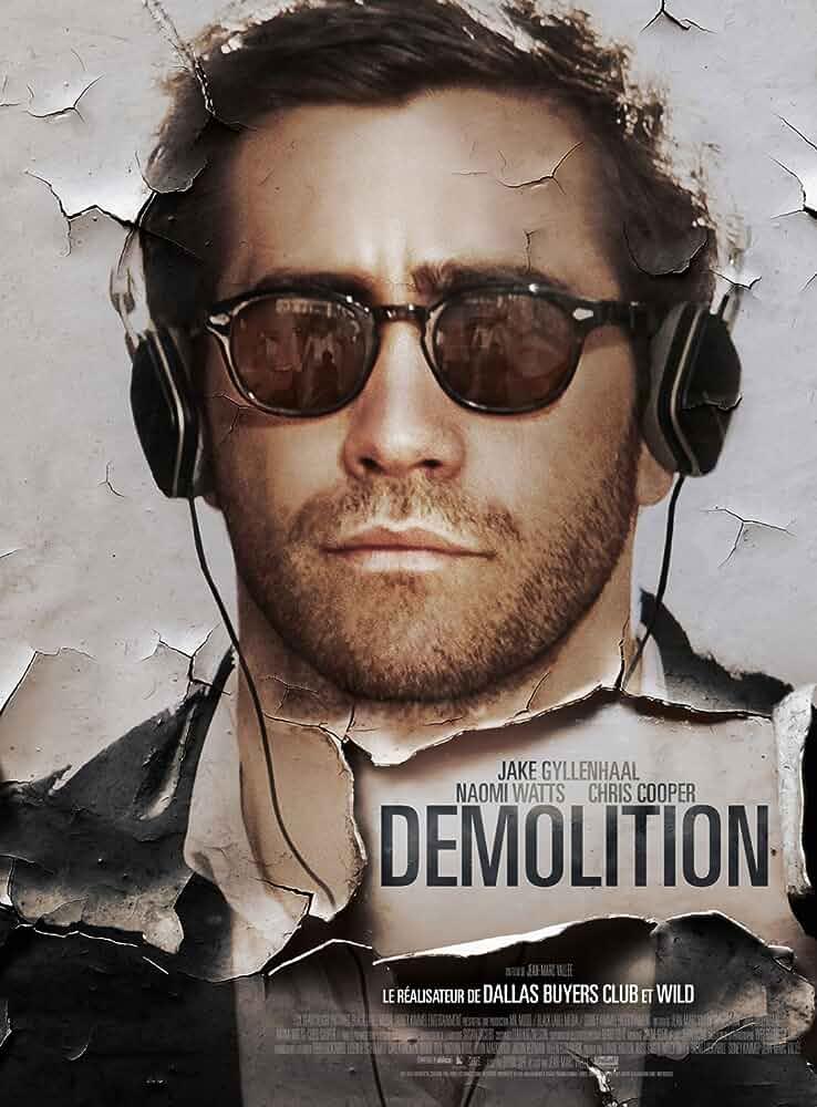 Demolition (2015) Dual Audio 720p BluRay ESubs Download