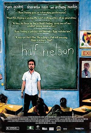 Half Nelson poster