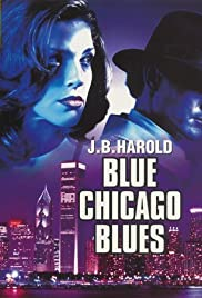 Blue Chicago Blues Poster