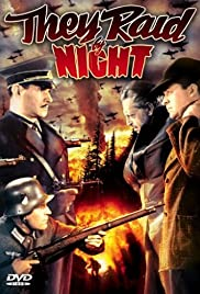 They Raid by Night Poster