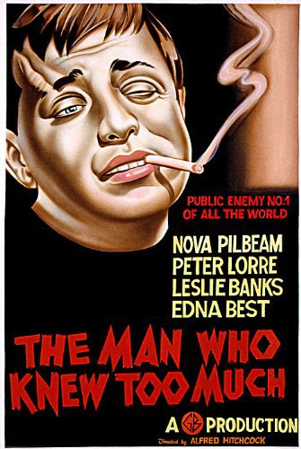 The Man Who Knew Too Much (1934) - IMDb