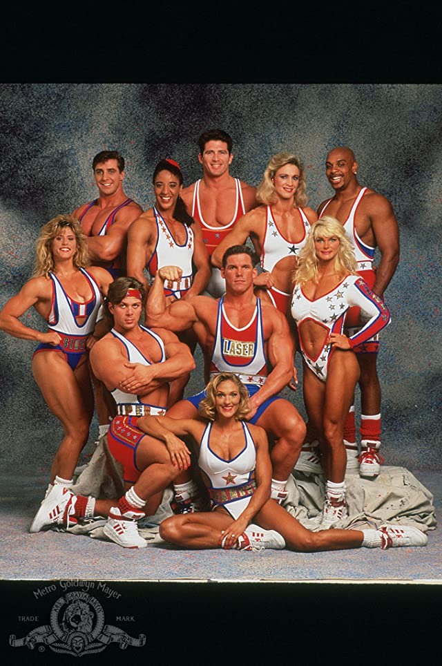 American Gladiators - Pictures, posters, news and videos ...