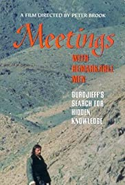 Meetings with Remarkable Men Poster
