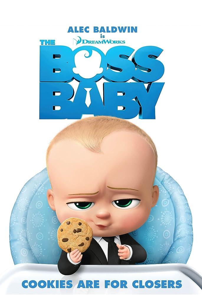 The Boss Baby (2017) Hindi Dubbed Movie