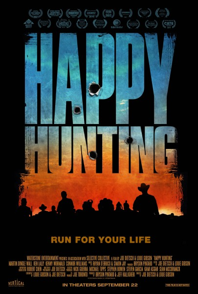 Av - Happy Hunting (2017) DUAL TR-ENG m720p Torrent indir