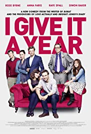 I Give It a Year(2013) Poster - Movie Forum, Cast, Reviews