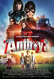 Antboy 3 Poster