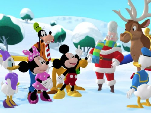 """""""Mickey Mouse Clubhouse"""" Mickey Saves Santa (TV Episode ..."""