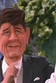 Reagan Tries to Wipe Out National Debt with TV Home Shopping Show Poster
