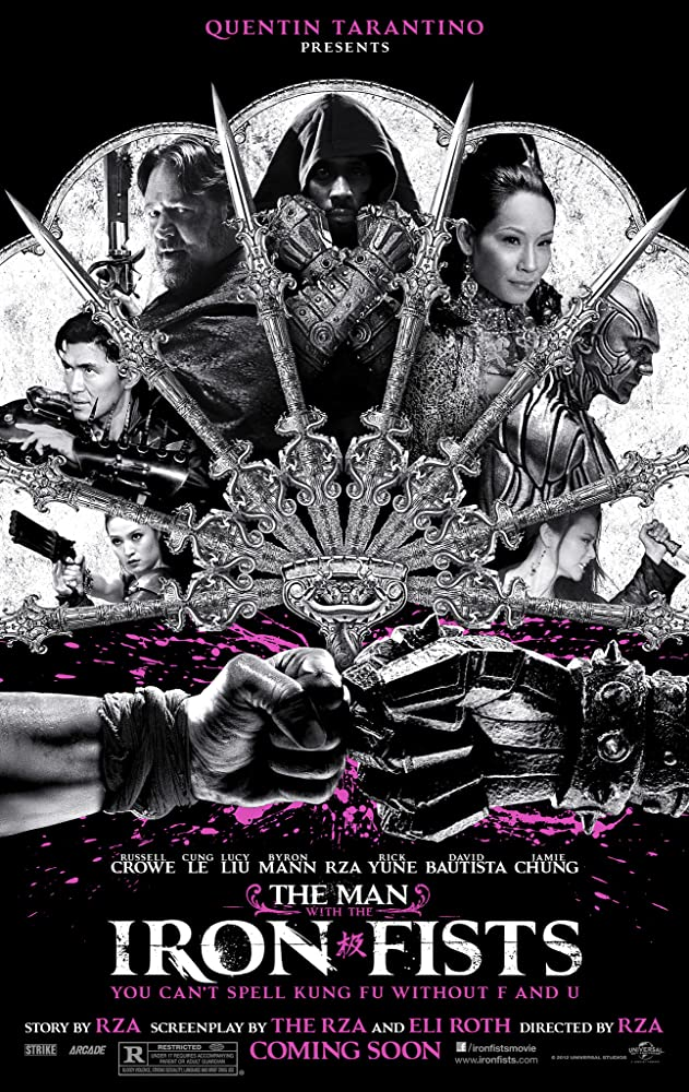 image The Man with the Iron Fists (2012) Hindi Dubbed Full Movie Watch Online HD Print Free Download