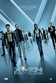 X-Men 5 First Class เอ็กซ์ เม็น รุ่น 1