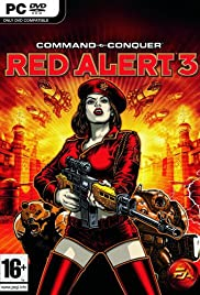 Command & Conquer: Red Alert 3 Poster