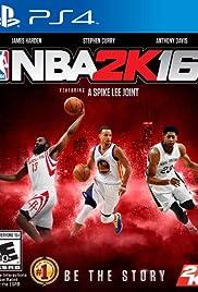 NBA 2K16 Poster