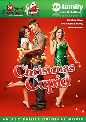 Christmas Cupid poster