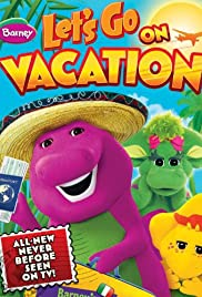 Barney: Let's Go on Vacation Poster